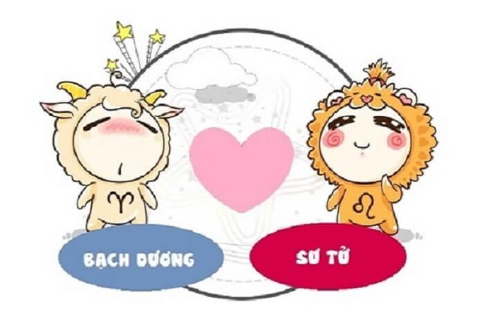 Bạch Dương và Sư Tử là cặp đôi có mối lương duyên tiền định