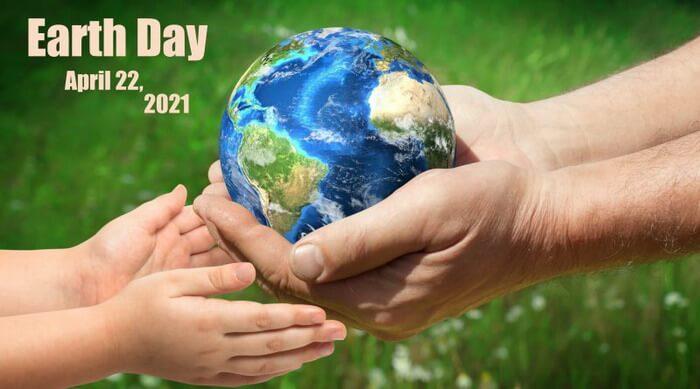 Ngày Trái Đất 2021 là ngày nào