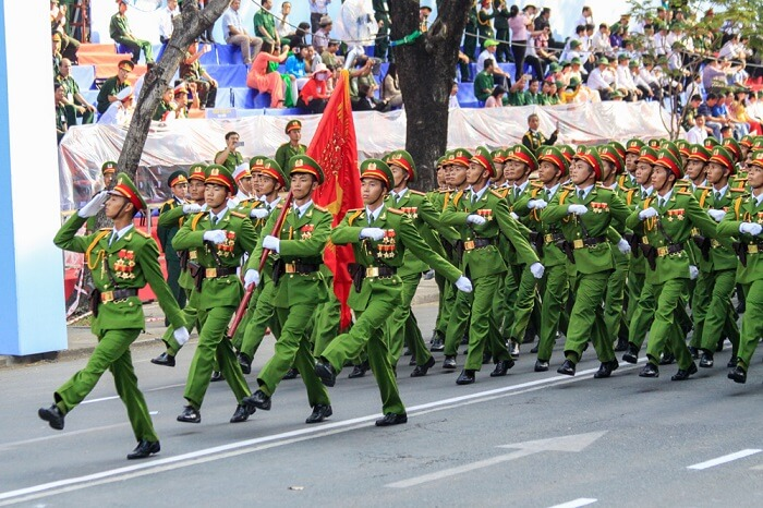 ngày 19/8 là ngày truyền truyền thống Công an nhân dân Việt Nam